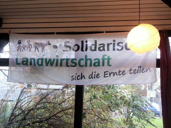 Stand For Land unser erster Regionaltag Solidarische Landwirtschaft N RW Solawi Duesseldorf Csa