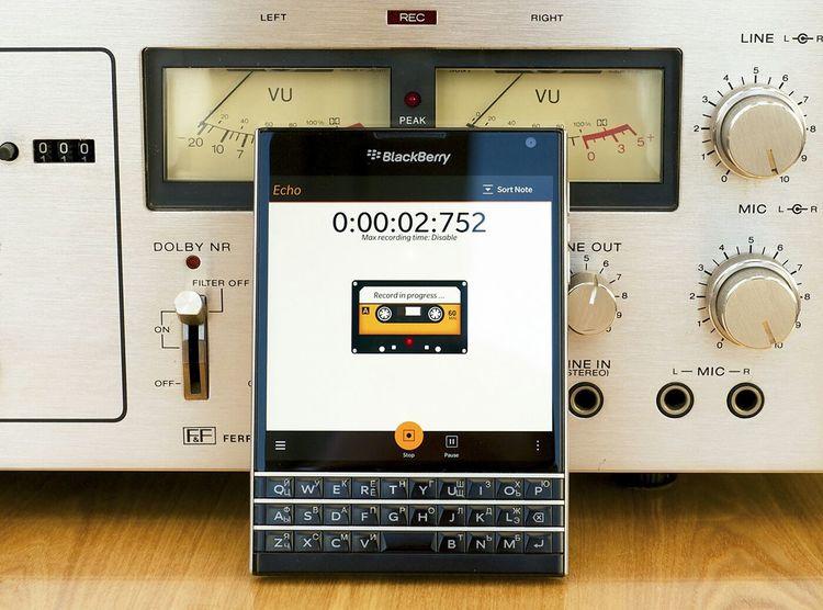 Blackberry Oldschool