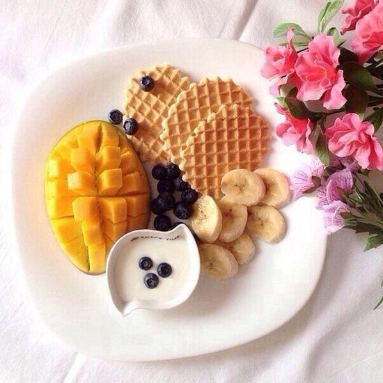 Приятности от папы) Food