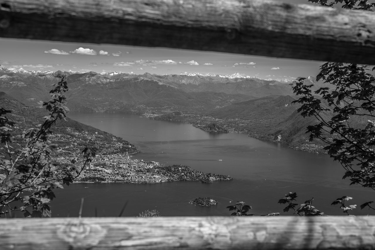 framing the view... Eyem Best Shots Framing Framing The View Isola Madre Italy Lago Maggiore, Italy Lake Landascape Mottarone Mountain New Talents Outdoors Piedmont Piemonte View Water