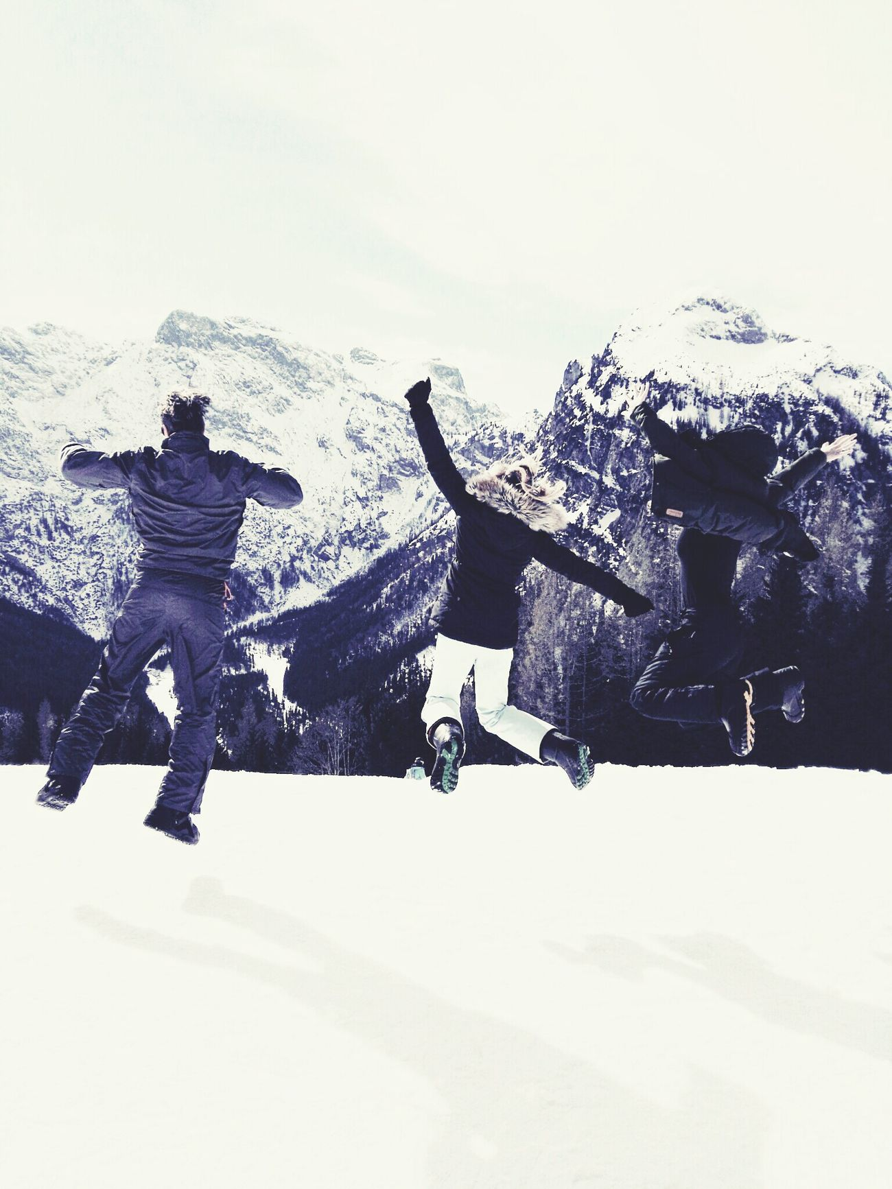 Fun Pertisau Jumpshot