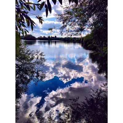 Cloudporn Reflections Loves_reflections Ig_britishisles ignaturenatureloverbranstonwaterparkiphonographyinstagramercapturingbritaincloudsoftheday