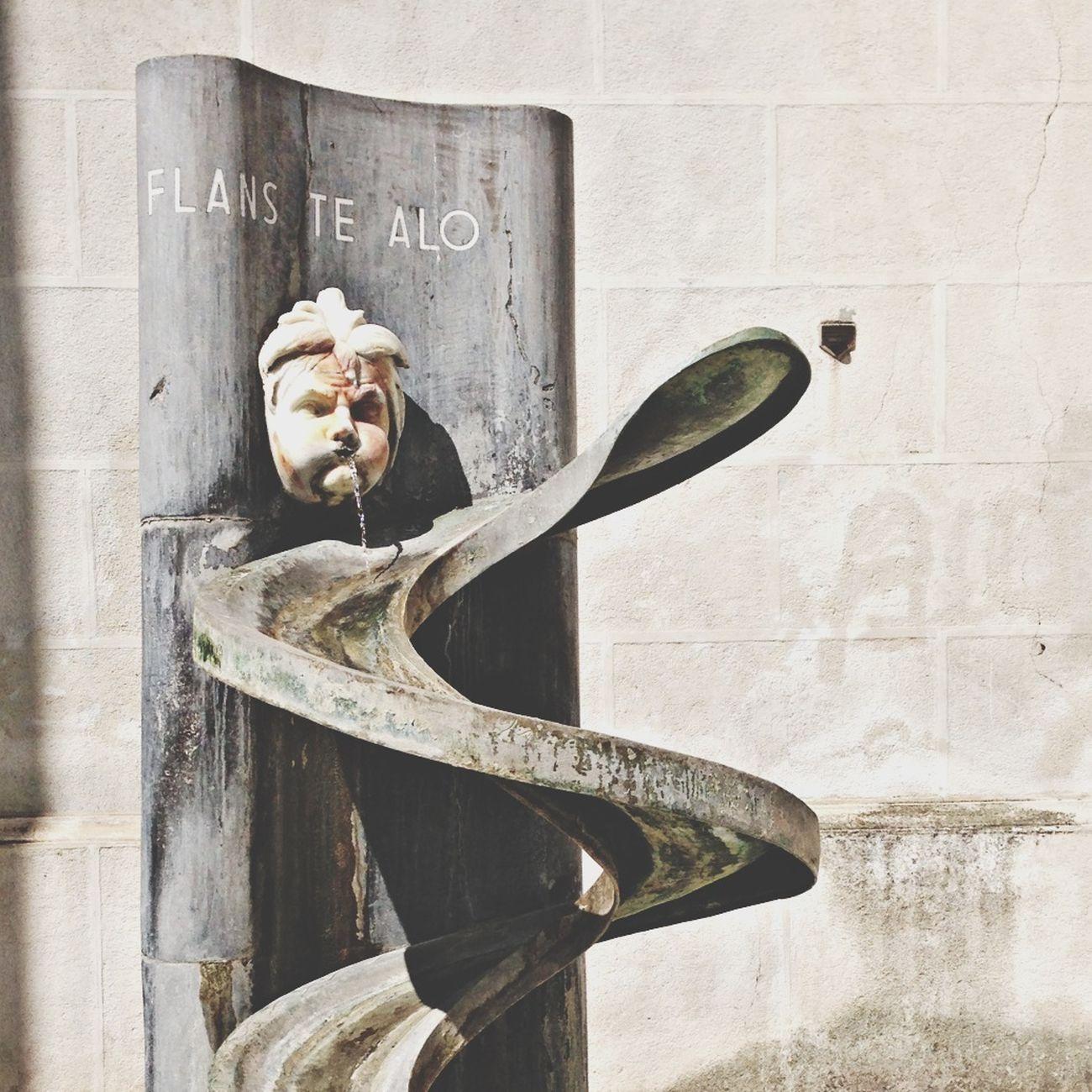 Flans Te Alo Fountain Fun