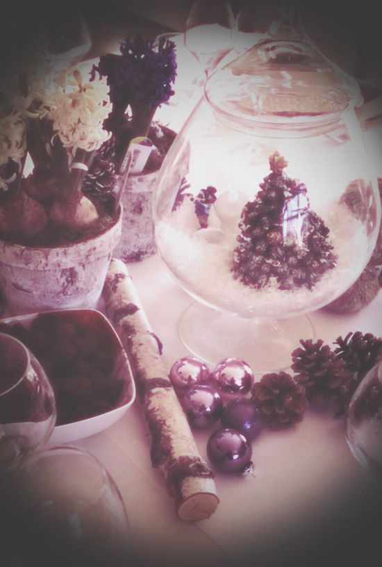 Decoration Christmas Decorations Table Tabledecoration Christmastime Christmas Around The World Christmas2015 DECEMBER2015