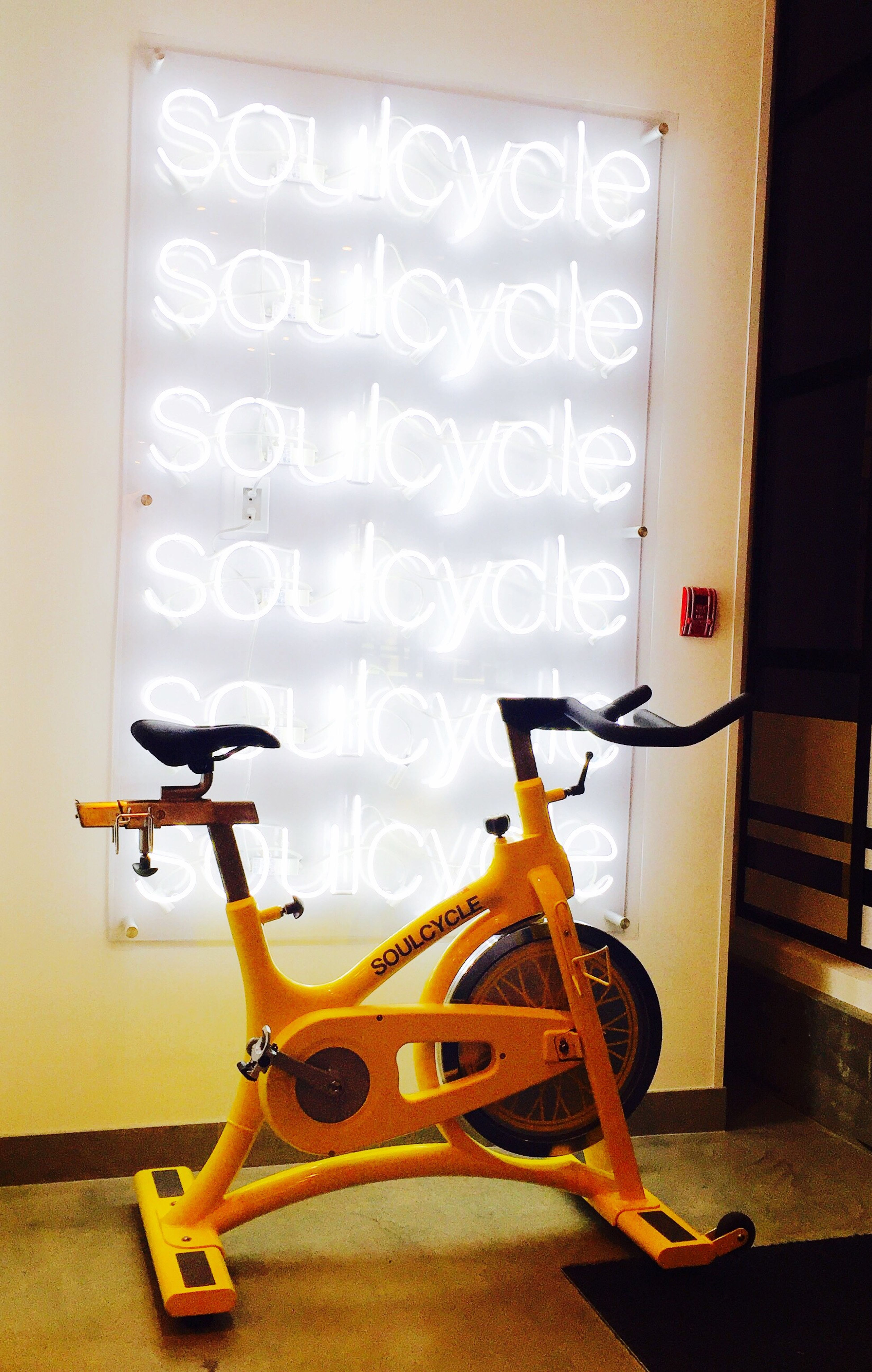 S P I N N I N G @ S O U L C Y C L E so uplifting! Amazing Ivegotsoul Motivational Fitness Cycle Spinning