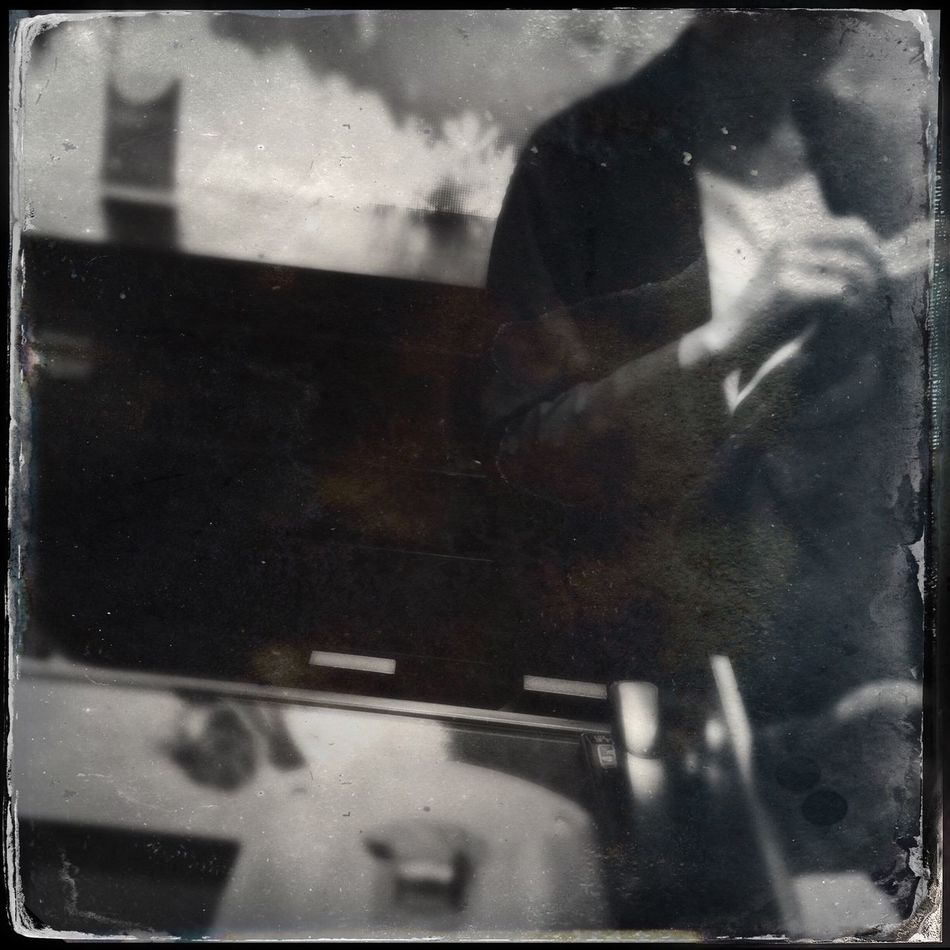 The Secret Spaces Tintype Youmobile AMPt_community For My Friends That Connect IPhoneography Black & White Blackandwhite Blackandwhite Photography