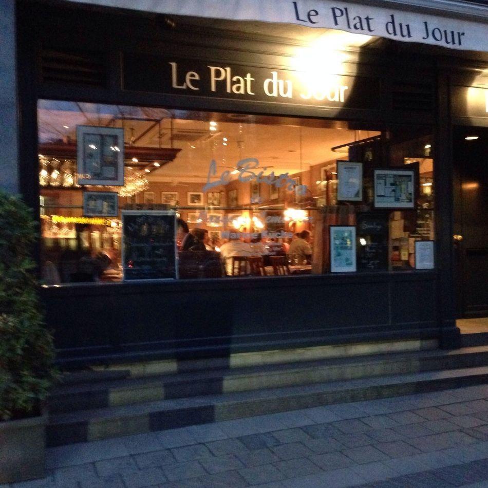Little bit of France in hamburg Bouillabaisse Bon Appetit
