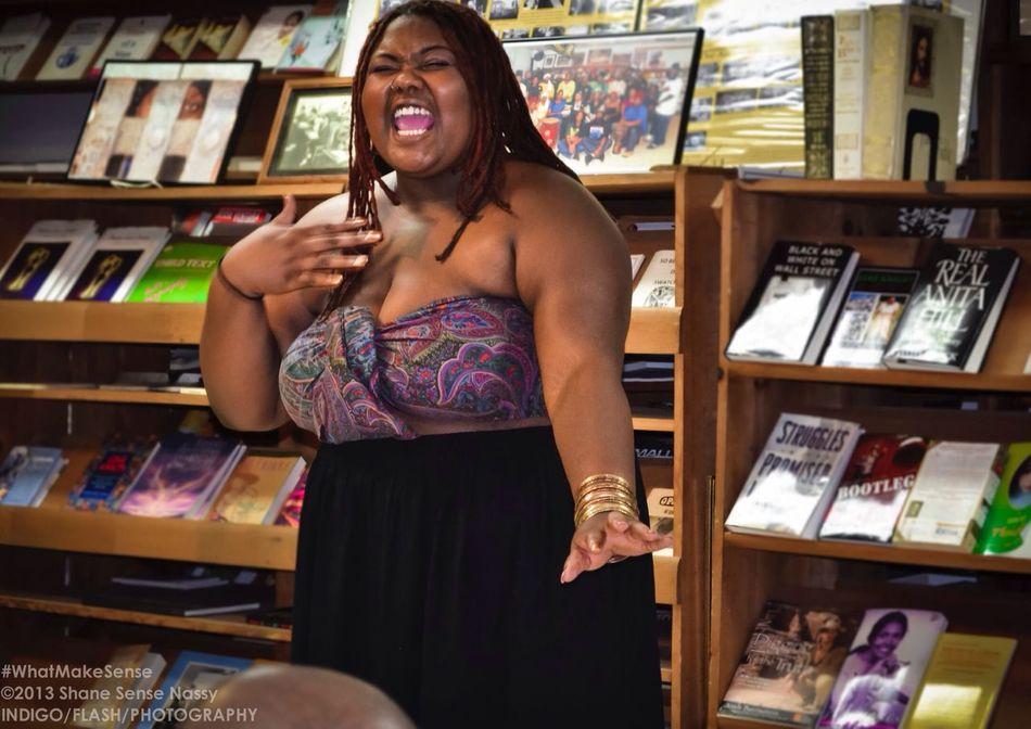 Poetry Spoken Word Art Hope