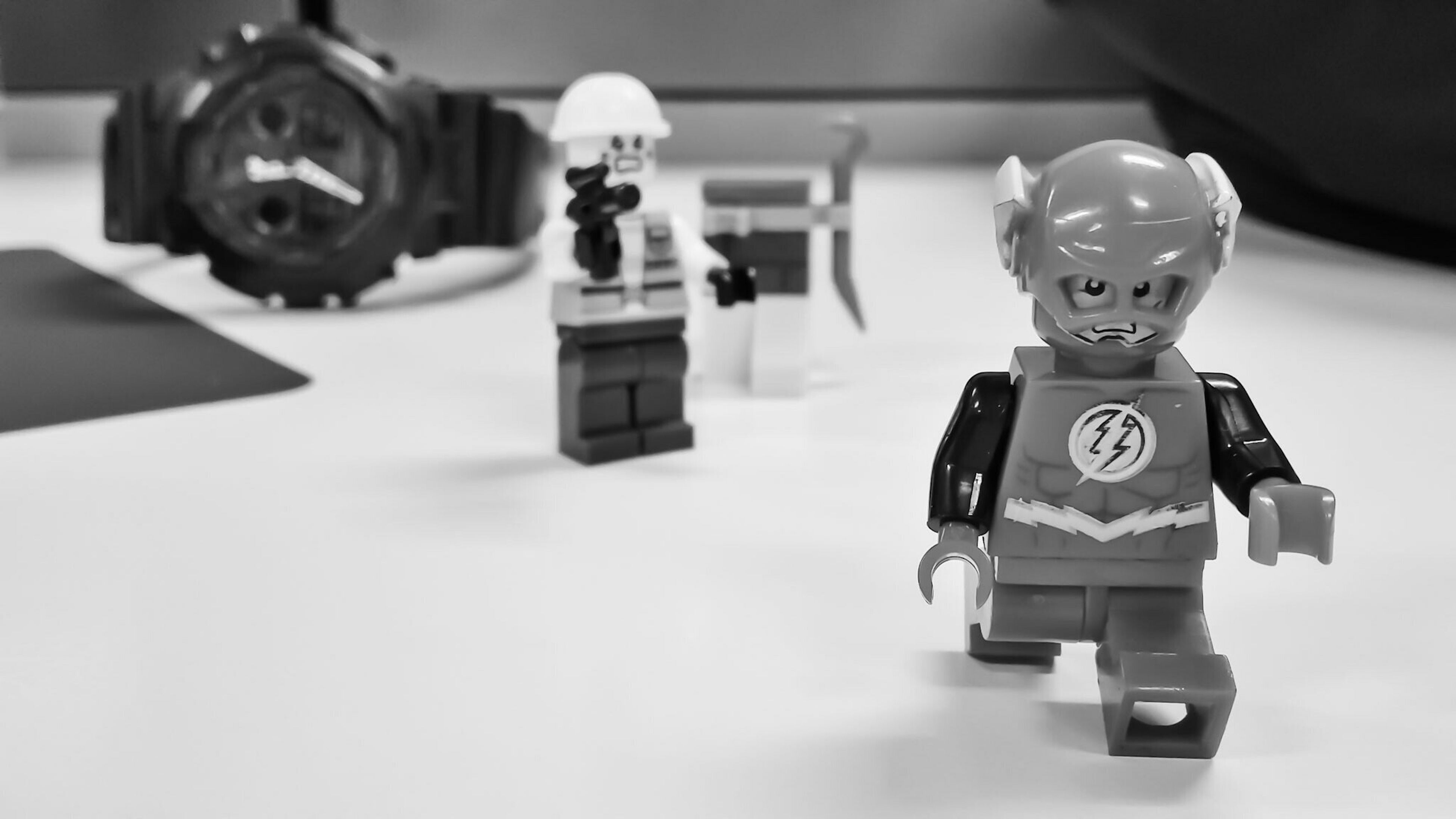 The flash is back. LightRoom 5 Mobile Flash LEGO The Joker Toy Photography Toys Makati City