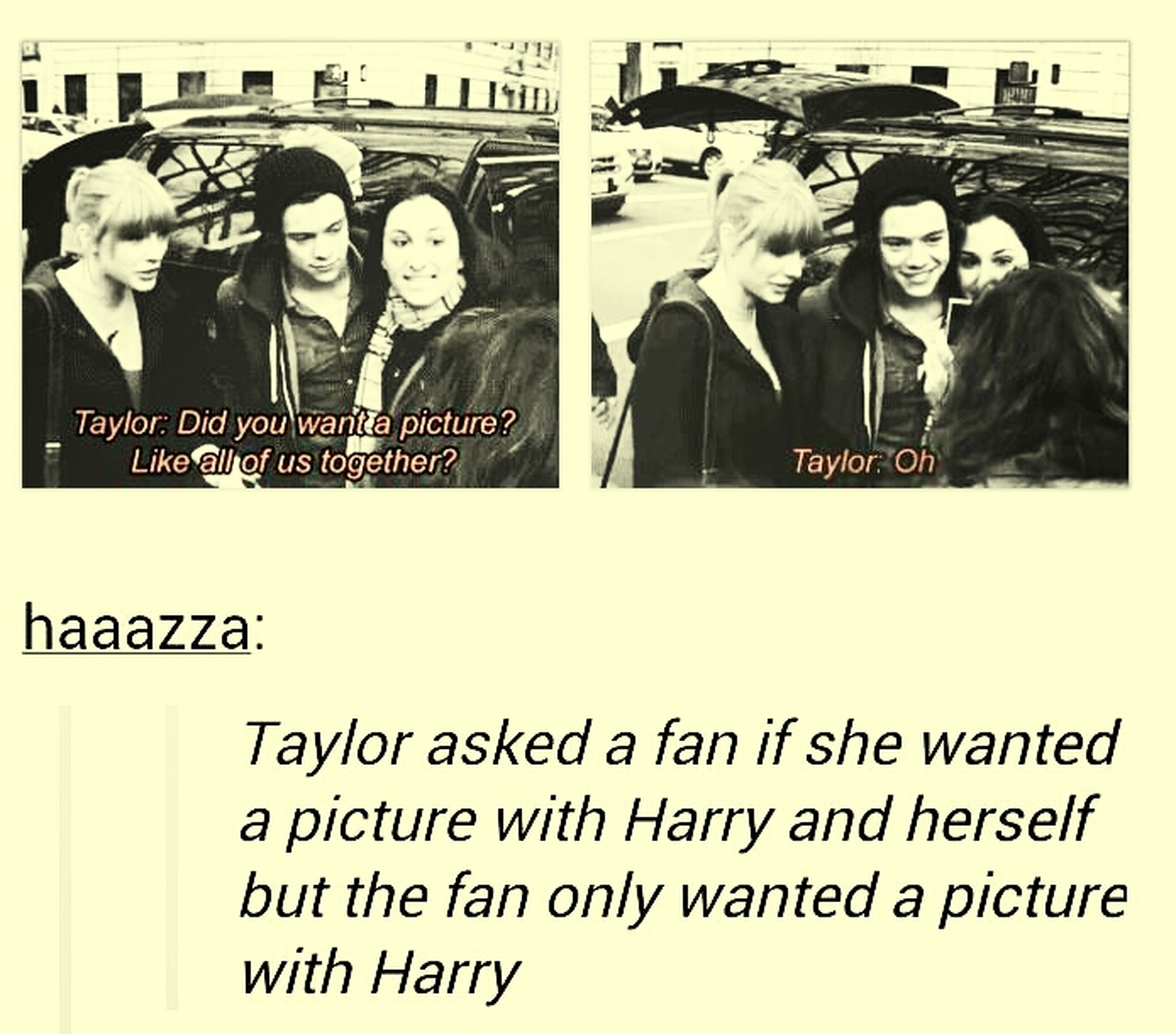 Nobody Ships Haylor Will