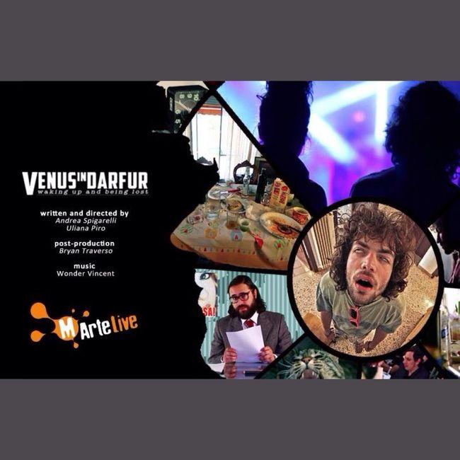 Wonder Vincent - Venus in Darfur in finale sezione videoclip MarteLive! Search on YouTube/Vimeo! Wondervincent Video Venus Darfur :-(