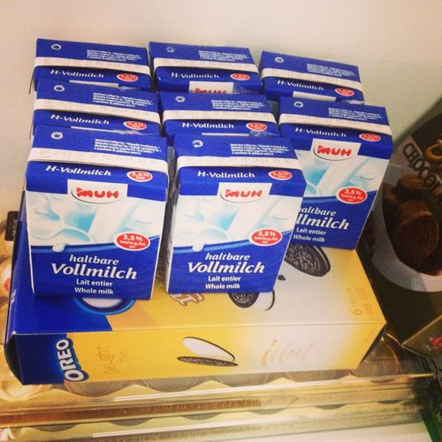 favourite milk