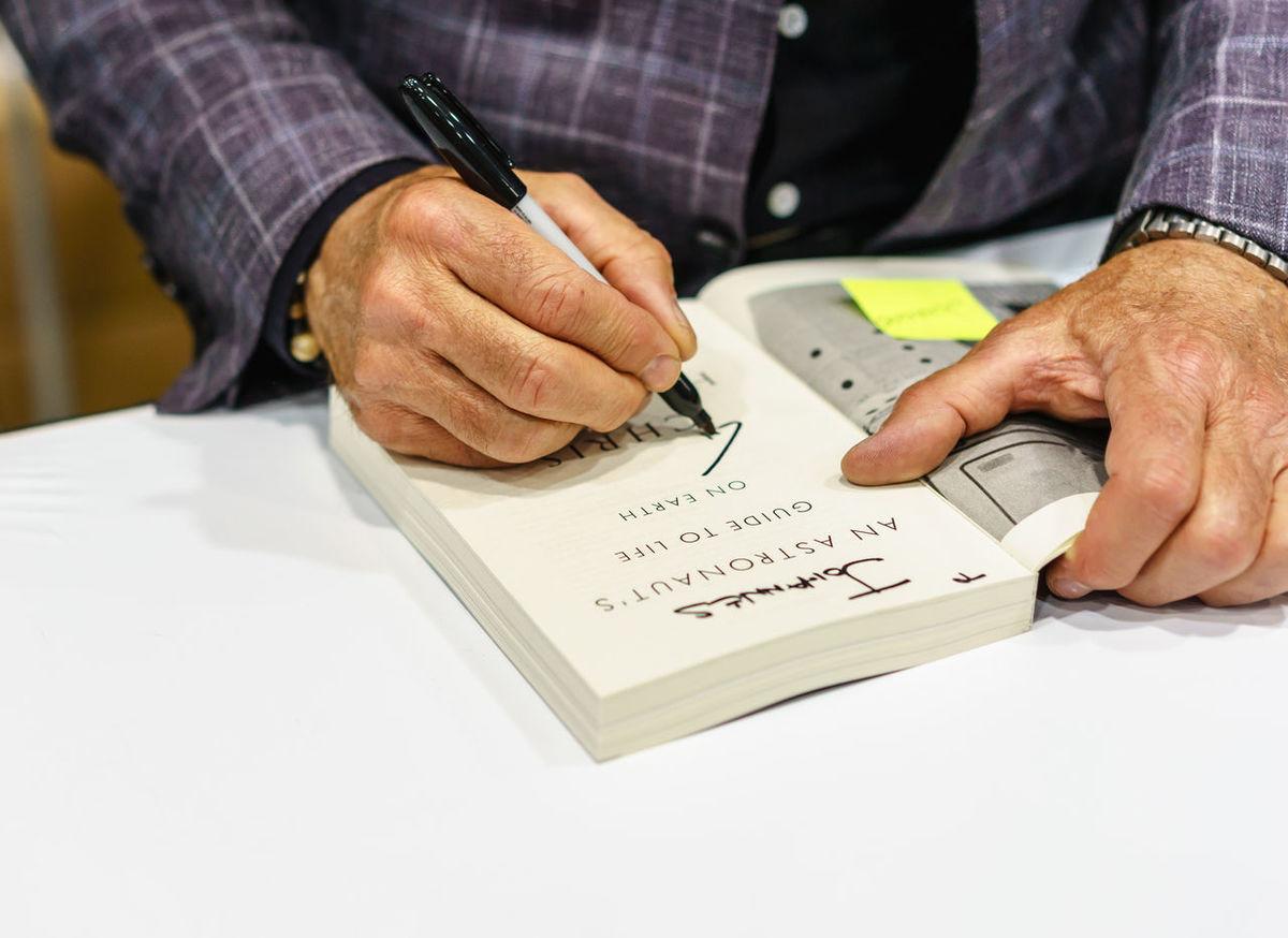 2017 Awesome Con Book Books Comic Con Future Con Jennifer NASA Nerd Nerds Signing Star StarTalk Talk Washington Washington, D. C.