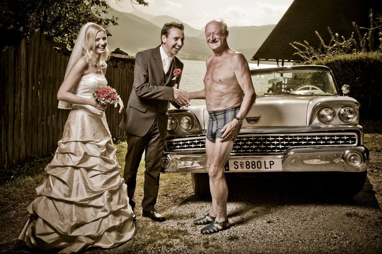 Portrait Real People Wedding Weddings Around The World