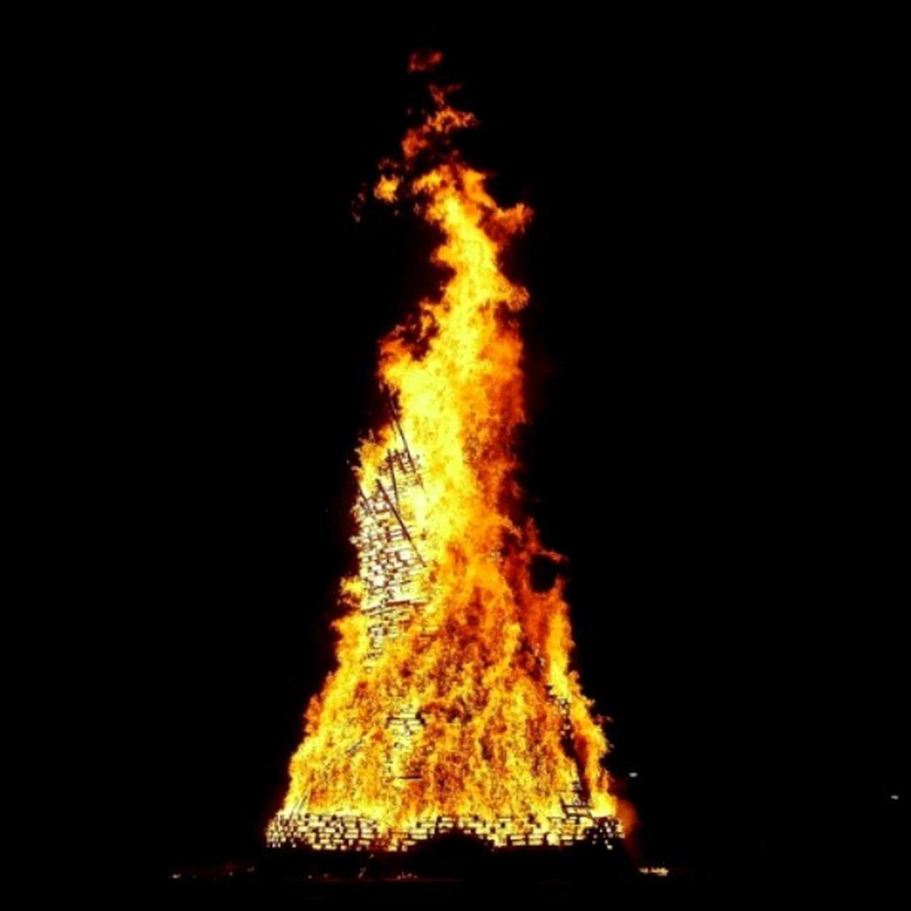 Bonfire Dramaporn Fireporn Nature Fire Tradition Beautiful Flame Trouble Ni_insta Northernireland Ireland Landscape Photography Picoftheday Reflective Bonfire
