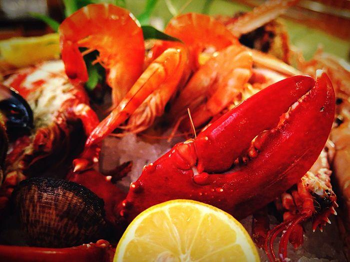 Seafood Paris Crab Beuf_sur_le_toit Beufsurletoit