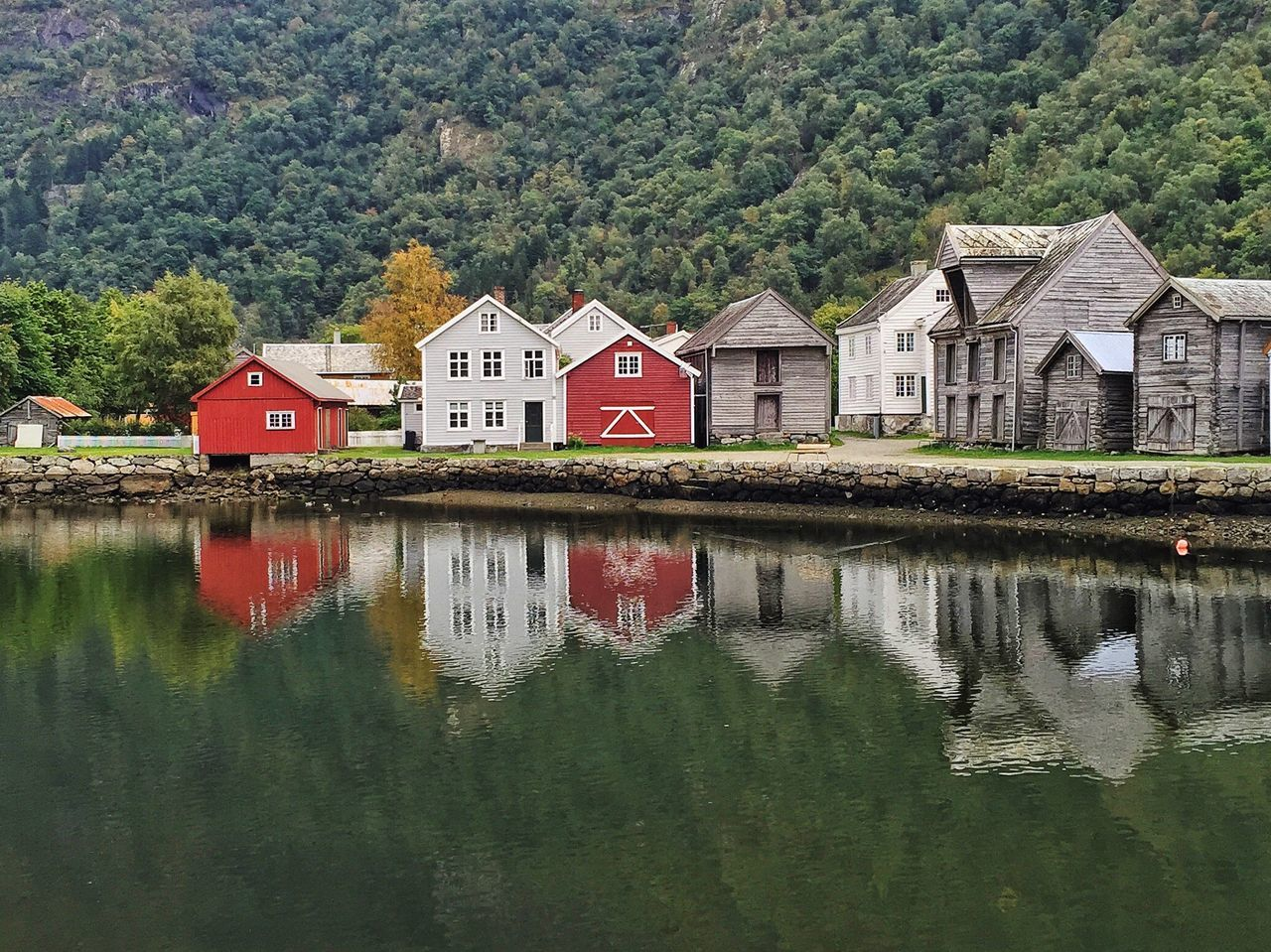Lærdalsøyri, Norway Tranquil Scene Visitnorway Classic Norway Countryside Tranquility Norway Travel Destinations Beautiful Destinations Landscape_Collection