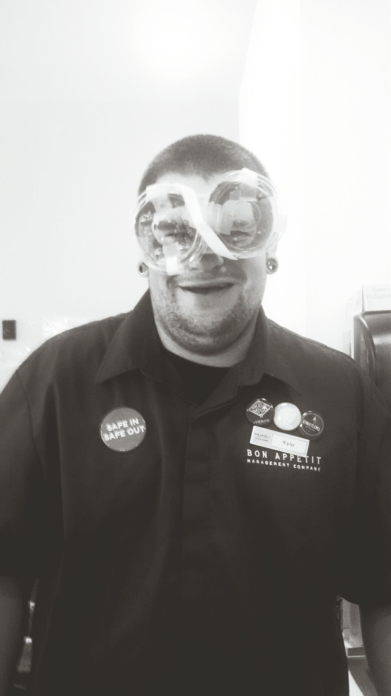 Fuckin Around Coworker Love Barista Life