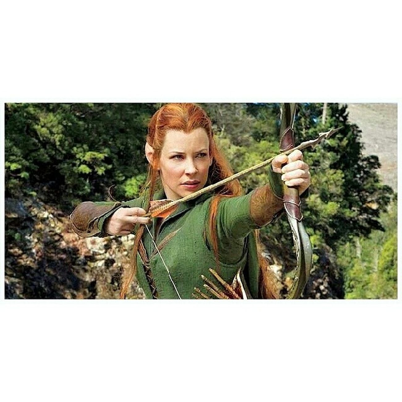 I'm late but my WCW is the beautiful and complete badass, Tauriel from The Hobbit: The Desolation of Smaug. TheHobbit Thedeolationofsmaug Smaug elf elves sylvanelves tolkien crush beautiful beauty