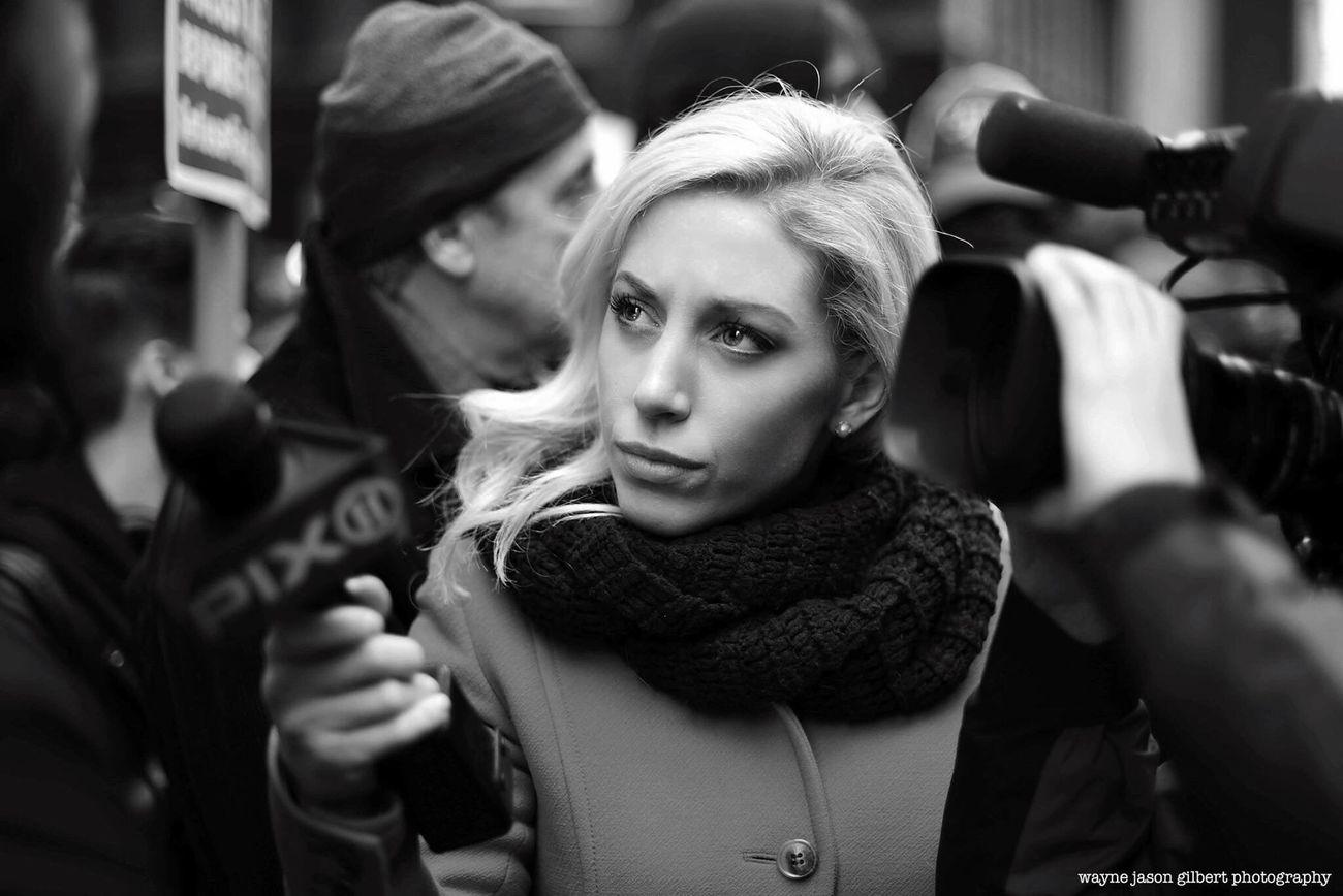 Portrait Journalist Eyem Best Shots Newyork