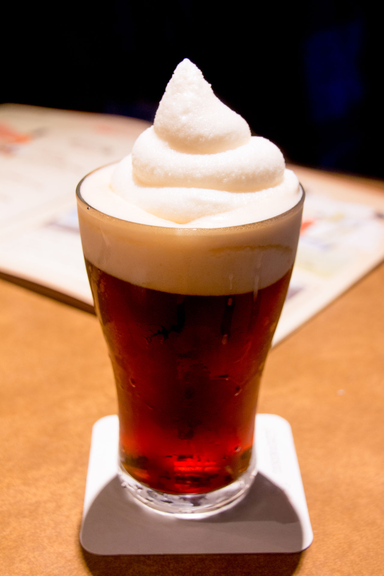 Beer Close-up Dark Beer Drinking Drinking Beer Focus On Foreground Freshness Frozen Frozen Food Glass - Material Indulgence No Logos No People Onthetable Ready-to-eat Red Beer Refreshment Restaurant Selective Focus Serving Size Still Life Summer Temptation Unrecognizable