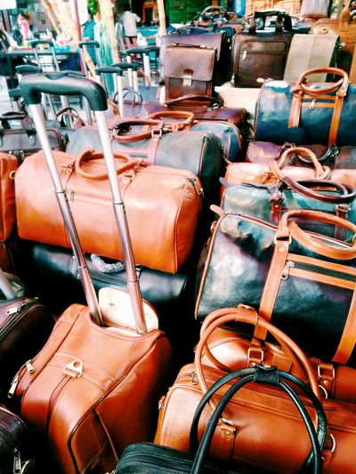 No People Outdoor Photography Baggage Leatherworks Leatherbag Leather Craft The Photojournalist - 2017 EyeEm Awards The Great Outdoors - 2017 EyeEm Awards The Street Photographer - 2017 EyeEm Awards