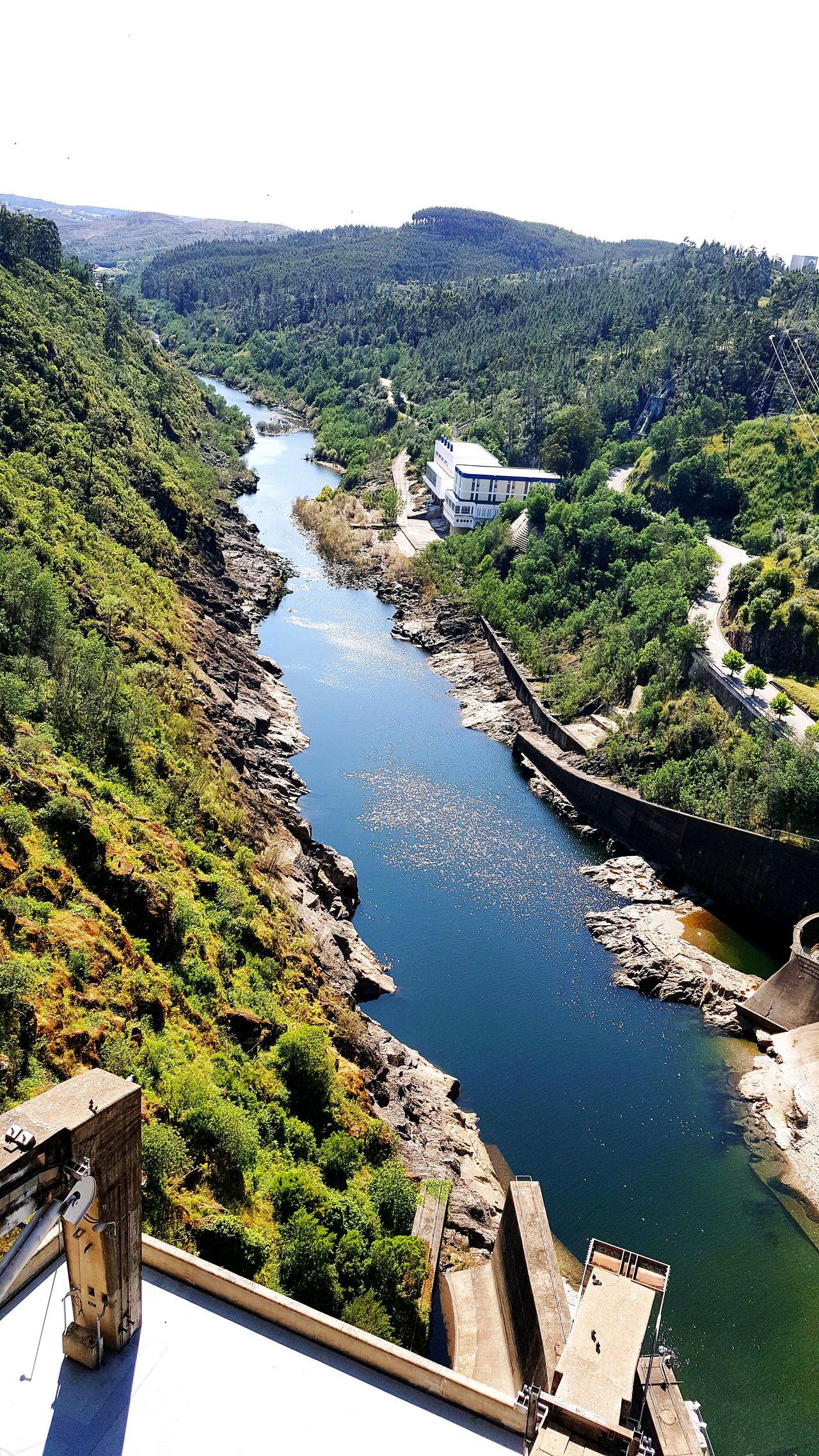 Barragem Rio Water Barragensdeportugal Barragemcastelodobode Natureza🍁 Natureza 🐦🌳 River