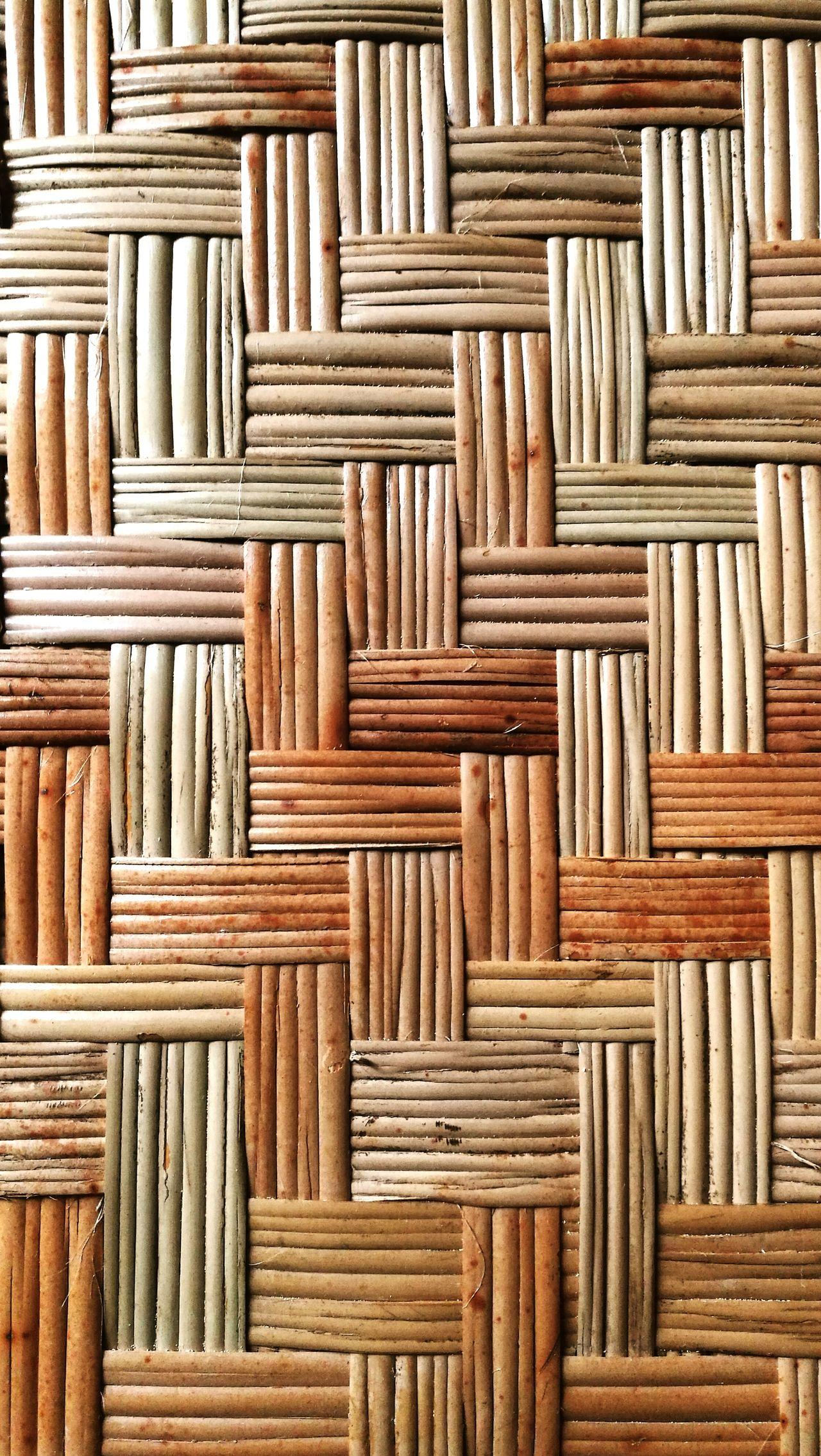 Craft Rattan texture Full Frame Pattern Backgrounds Wood - Material Textured  Crisscross Ratten Rattan Asian  ASIA Bamboo Craft Work Art