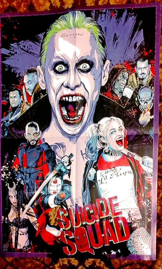 Suicide Squad Poster Cinema Poster SuicideSquad Poster Art Posters Posterart Poster Collection Check This Out Posterporn Movieposters Movie Poster Movie Posters Poster Color Movieposter Postercollection Poster Wall Posterwall Movies Check This Out! Checkthisout MOVIE Not Strange To Me Cinema Posters Faces