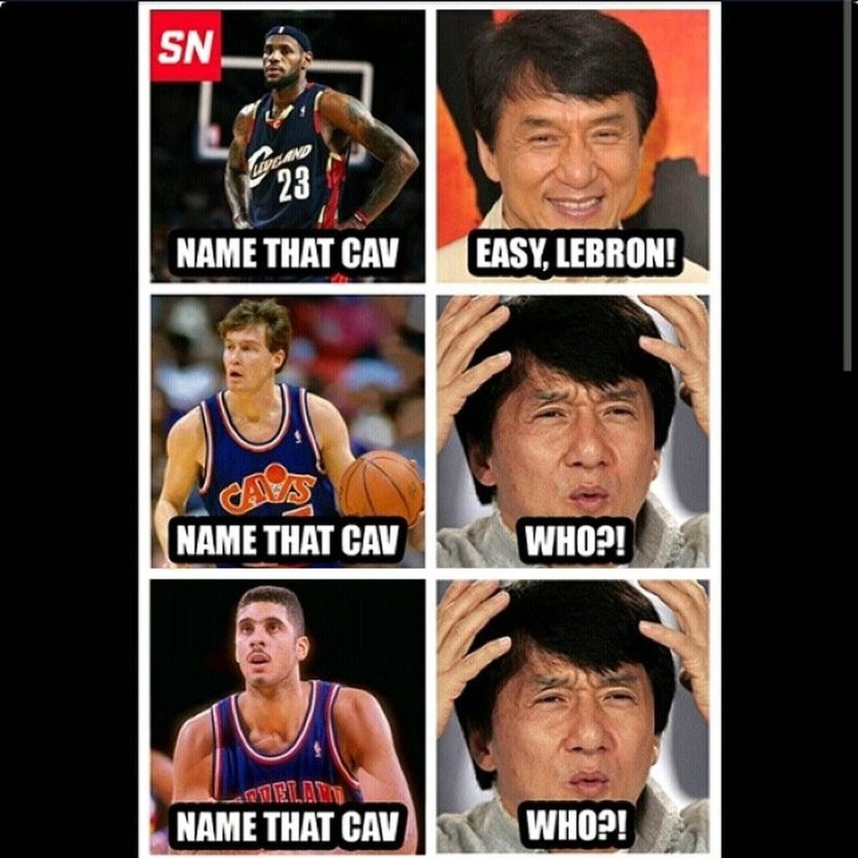 The Official Clevelandcavaliers bandwagon fan test. Cleveland Cavaliers Cavs nba