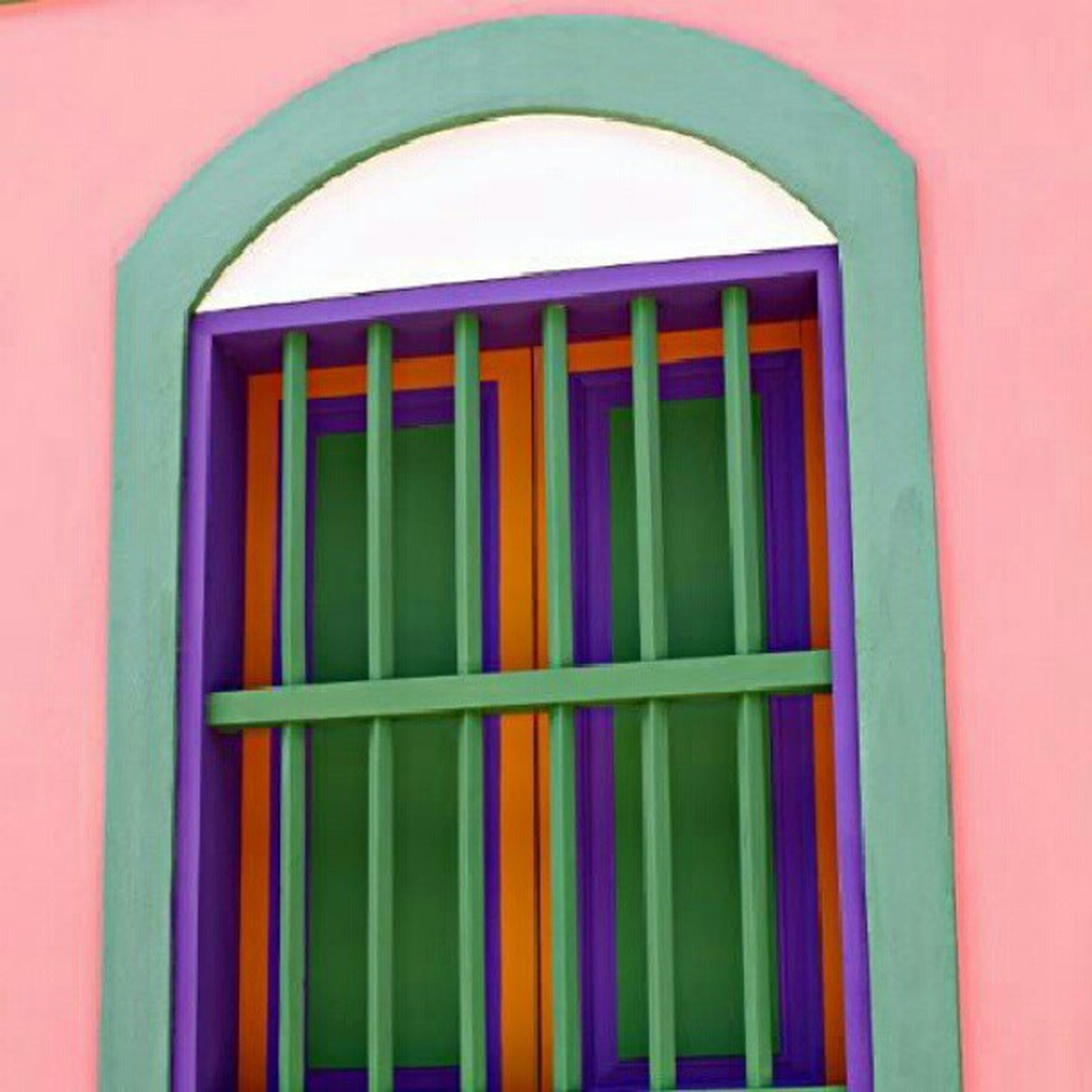 multi colored, colorful, indoors, blue, built structure, architecture, pattern, in a row, window, closed, no people, variation, side by side, wall - building feature, red, curtain, close-up, wood - material, protection, house