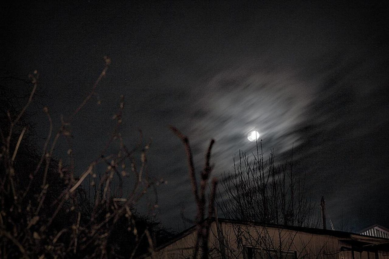 moon, night, nature, astronomy, sky, no people, outdoors, low angle view, beauty in nature, scenics