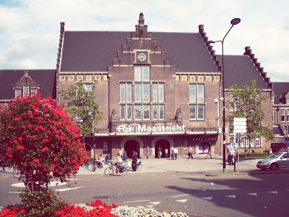 Train Station Maastricht