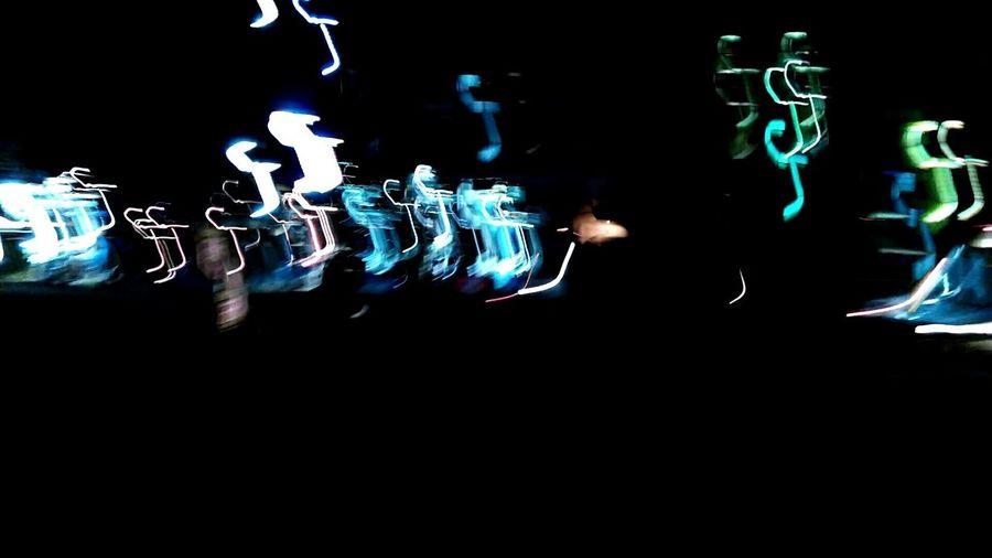 Learn & Shoot: After Dark Lights Long Exposure Cityroads Invisiblebackground Onlylights U4