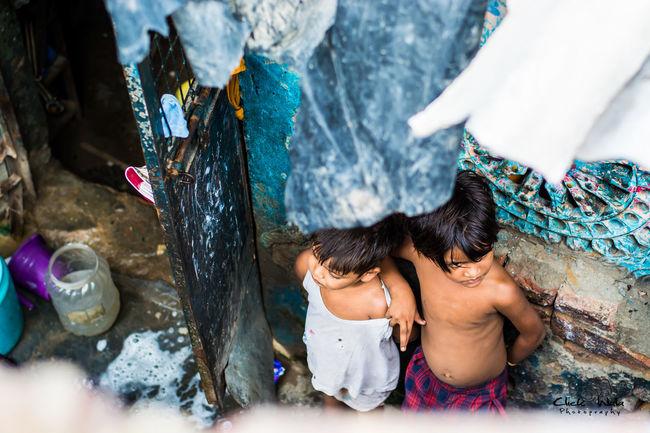 Photooftheday Street Streetphotography Streets Of Delhi Life In Photos Tough Life Inocence  Slum Poor People  Poor Children Lowlife Decisive Moment Poor Kids
