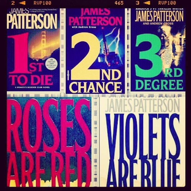 JamesPattersonNovels LoveLoveThis LezzReeeeeaaaaad :*