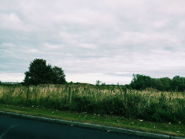 The british countryside Nature Sky England Road