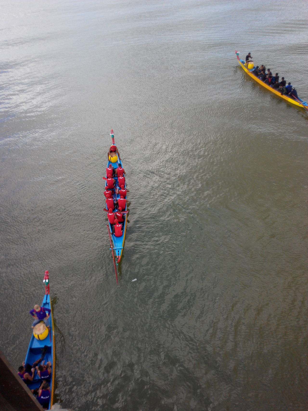 Dragon boats RePicture Challenge