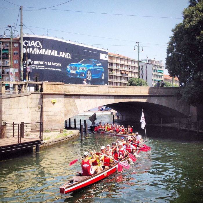 Canoeing Canottaggio  Canottieri Milano Darsena Navigli Milanobella Milanocity Naviglio  Navigli