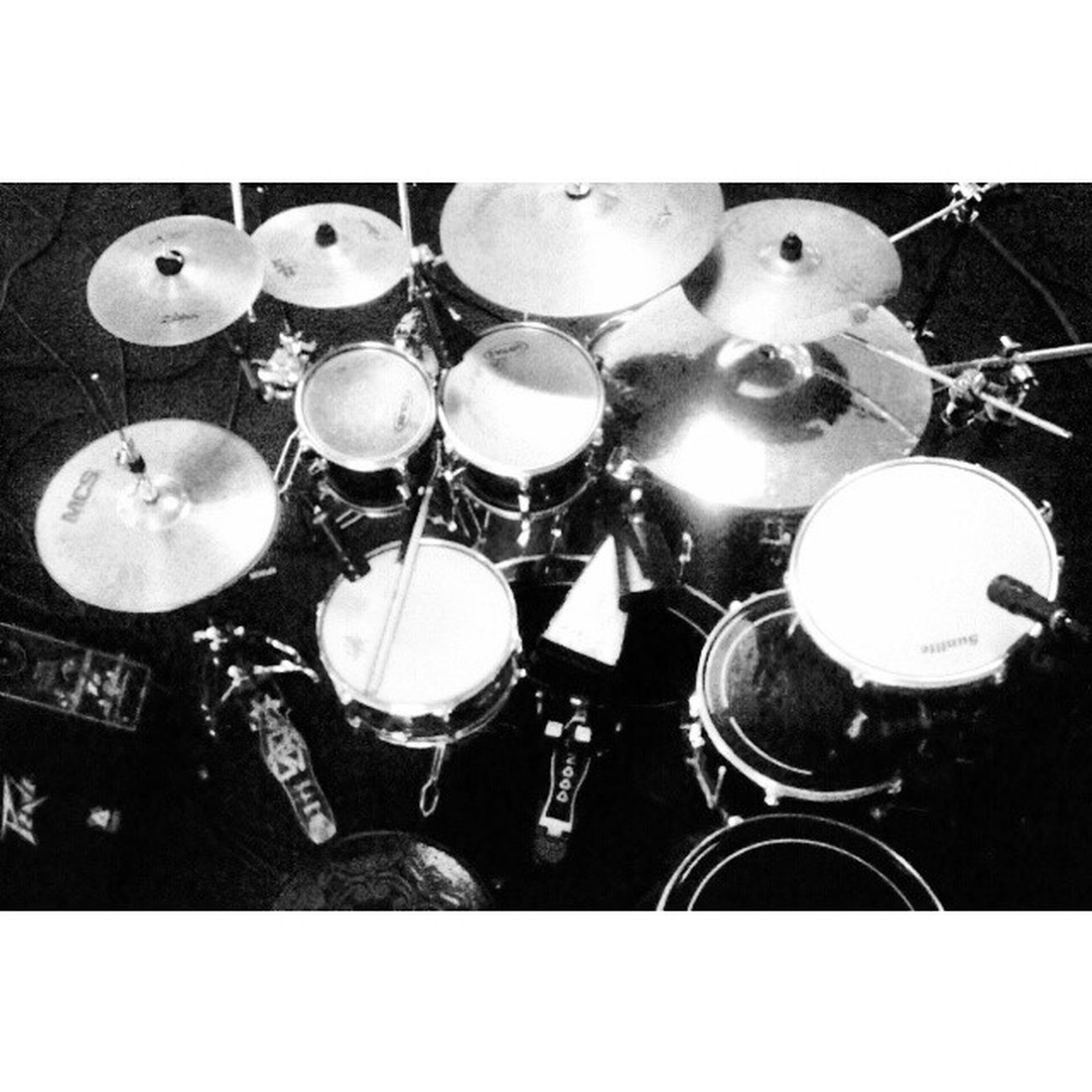 Instasize Tamadrums Zildjian Remo Evans Drums Drummer Vicfirt Promark Mexico Bateria Heavymetal