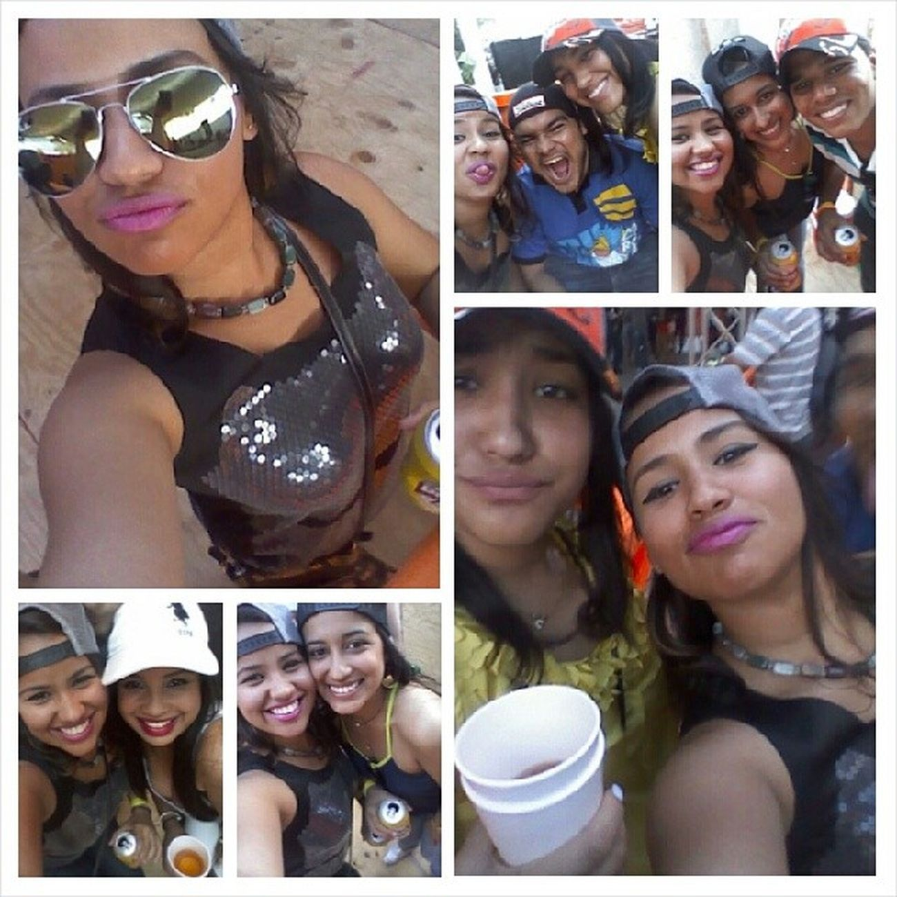 Cause everything's better when good vibes surround you Latepost Mao Coritas Thepeeps carnaval gentebella queserepita