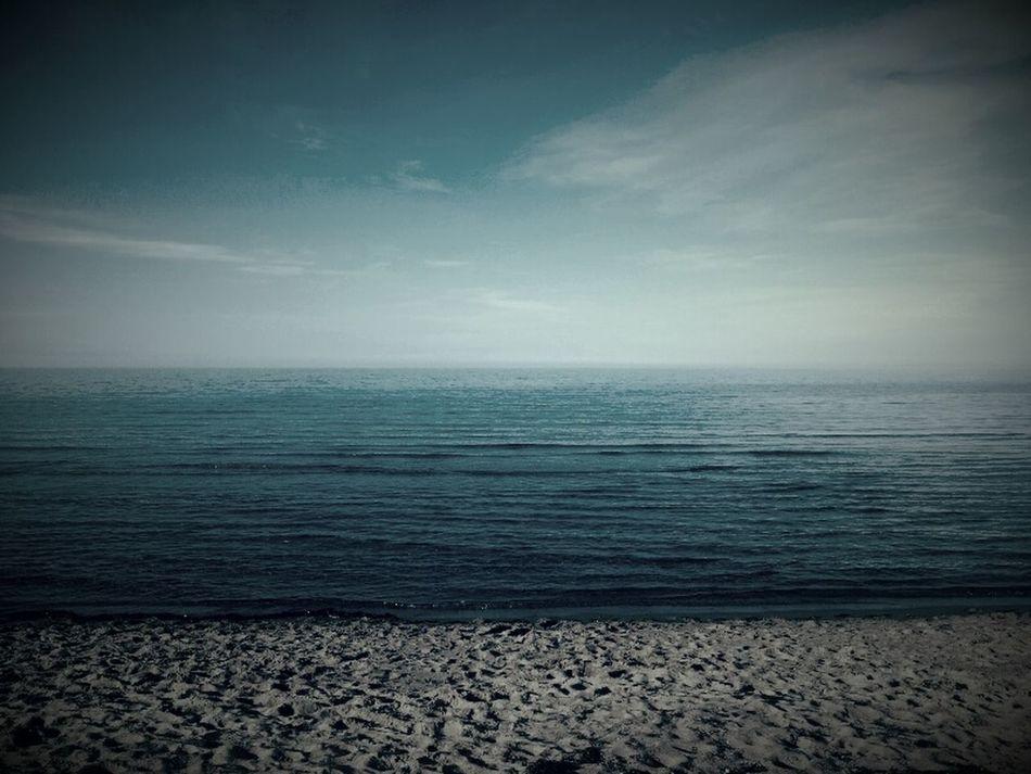 Ostsee Mecklenburg Meer Strand Beach Blau