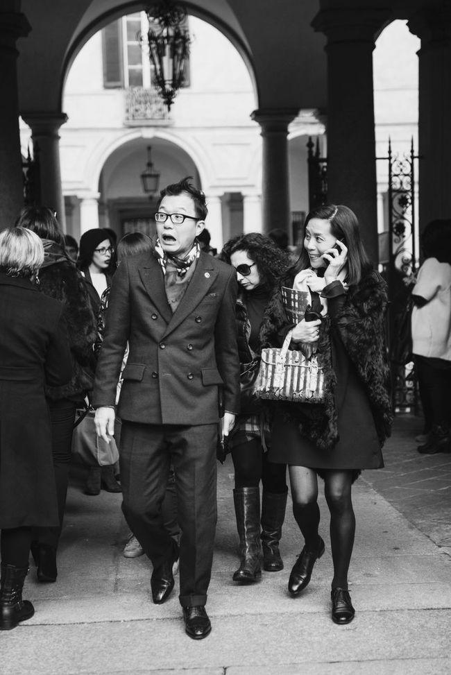 The Portraitist - 2014 EyeEm Awards Streetphoto_bw Streetphotography Streetphotography_bw