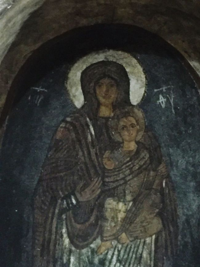 Meryem ana ve isa