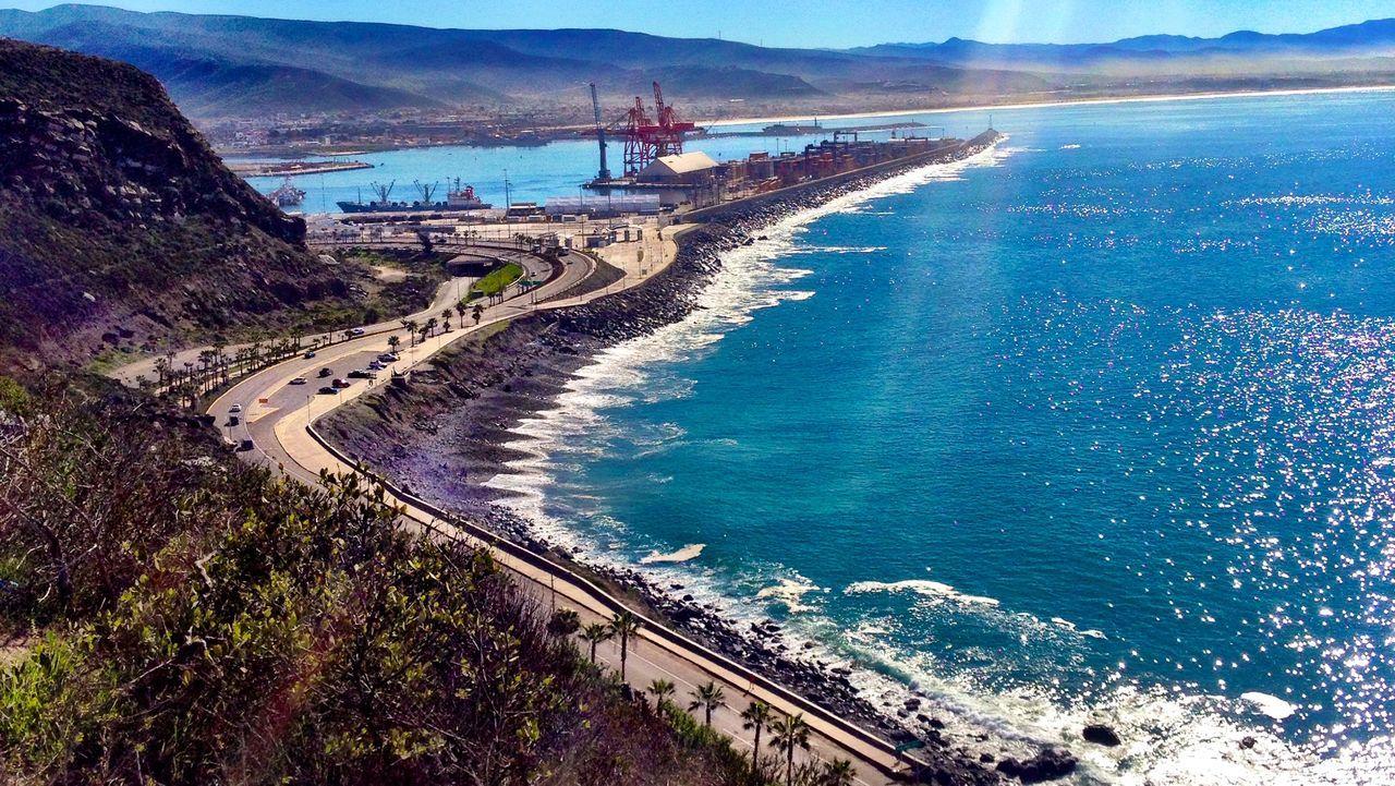 Ensenada Baja!!!....we have the view!!....✨?✌️