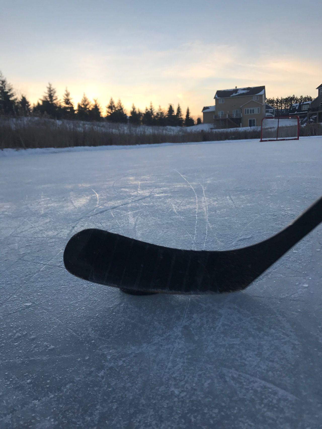 EyeEmNewHere Pondhockey