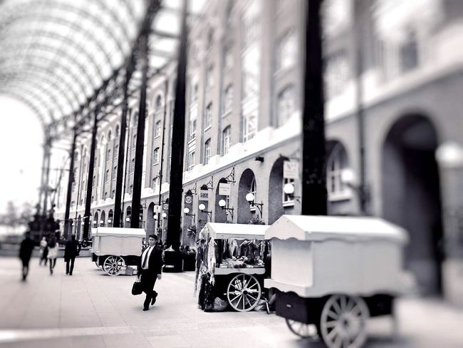 The Street Photographer - 2016 EyeEm Awards Hay's Galleria
