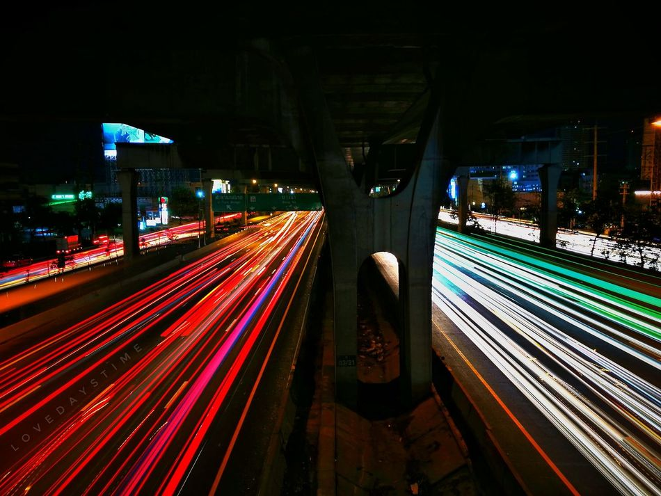 Transportation Light Trail Night Traffic Huawei P9 Series Huawei Huawei Shots Huaweiphotography HuaweiP9 HuaweiP9plus Huawei P9 Plus Huawei P9 Leica HuaweiP9Photography Lovedaystime Night Lights Tail Lights Lighting Night Photography Nightphotography On The Move Long Exposure Speed
