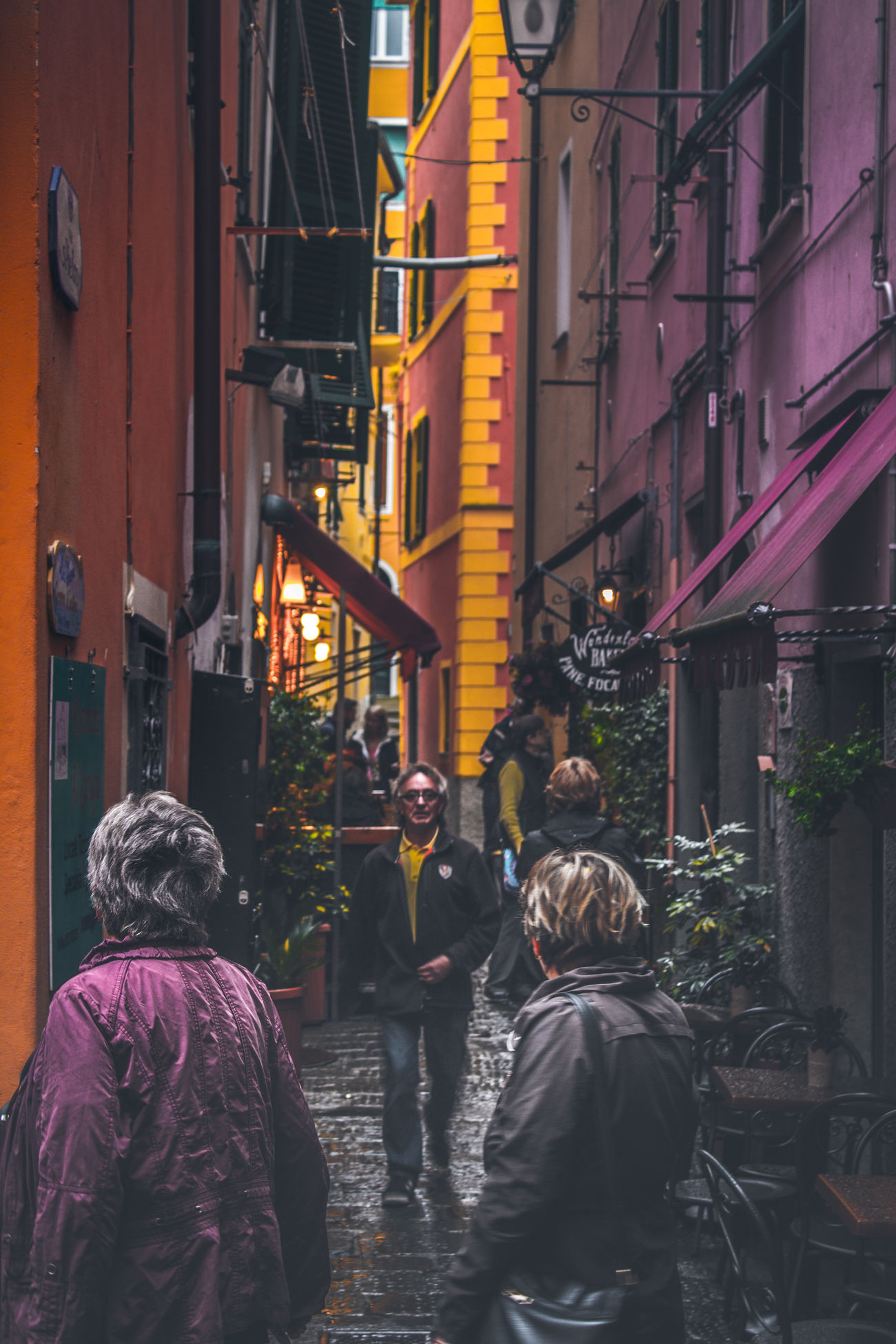 Travel Destinations Outdoors Day People City Architecture EyeEm Real People EyeEm Best Shots Italy Love EyeEm Gallery Building Exterior Yellow Cinque Terre