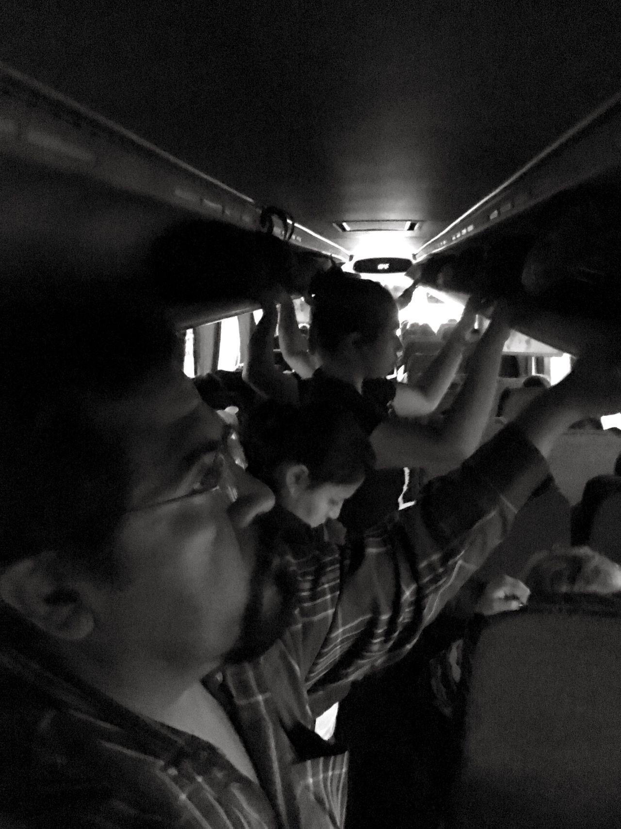 Punto de fuga Real People Transportation Blackandwhite Public Transportation EyeEm Best Shots - Black + White
